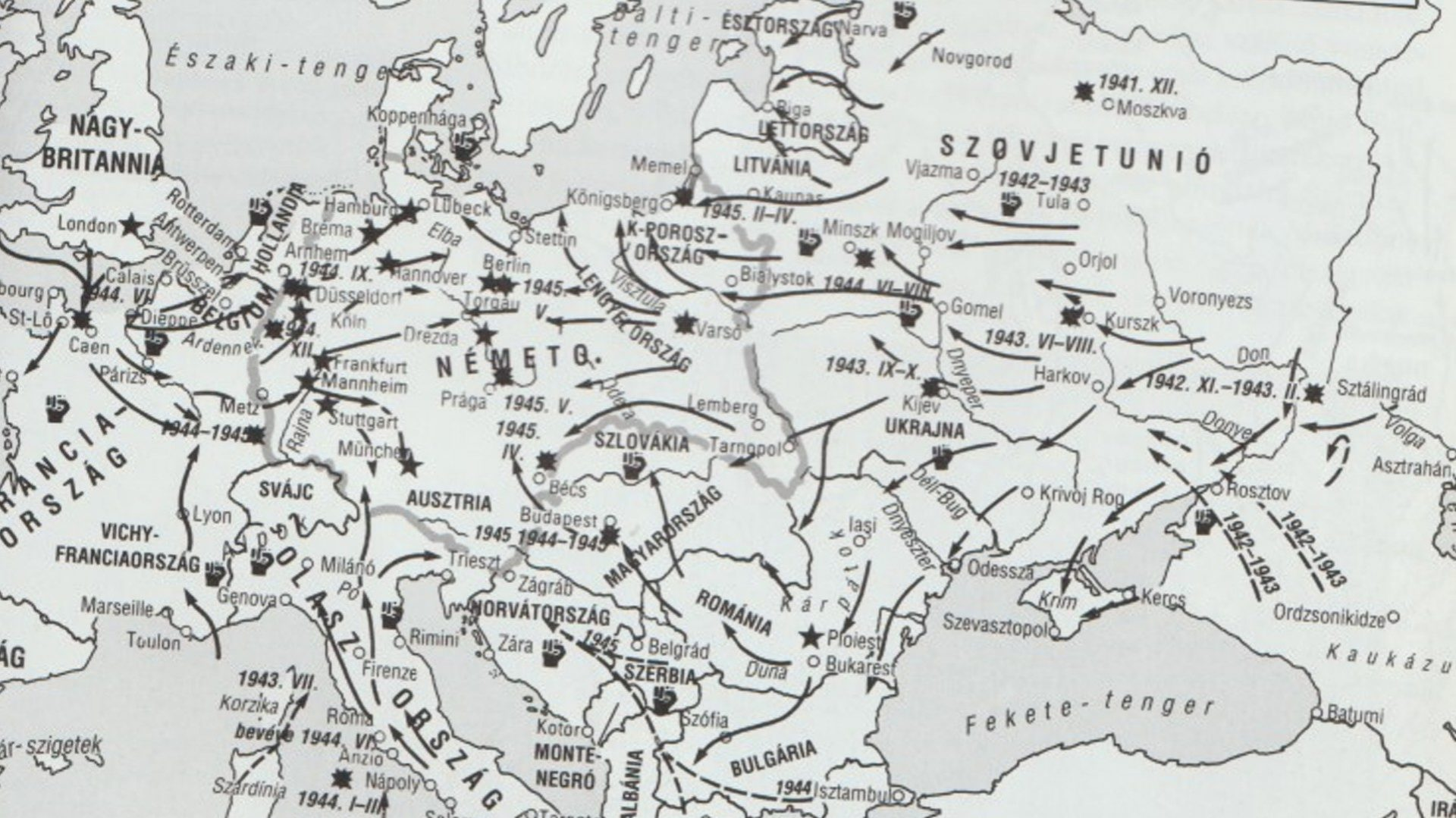 MTA II. világháború története albizottság